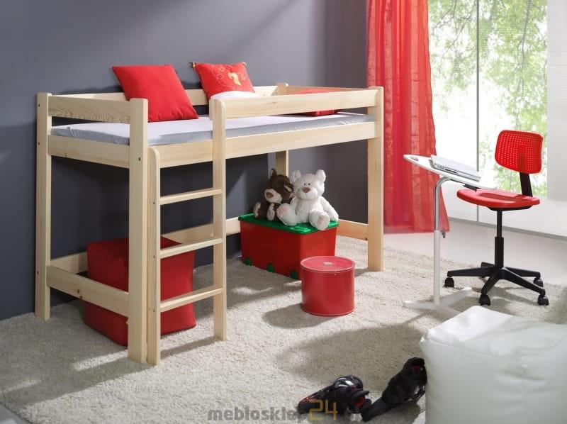 łóżko Piętrowe Laura Praktyczne łóżko Dziecięce